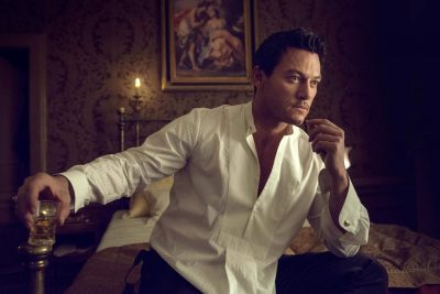 Luke Evans Widescreen for desktop