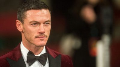 Luke Evans Desktop wallpaper