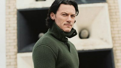 Luke Evans Background