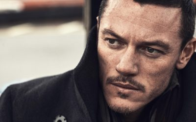 Luke Evans Backgrounds
