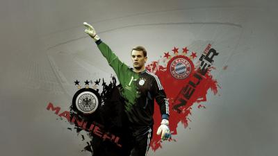Manuel Neuer widescreen wallpapers