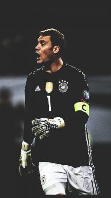 Manuel Neuer For mobile