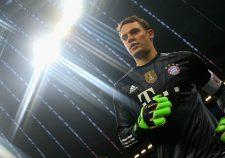 Manuel Neuer Widescreen for desktop