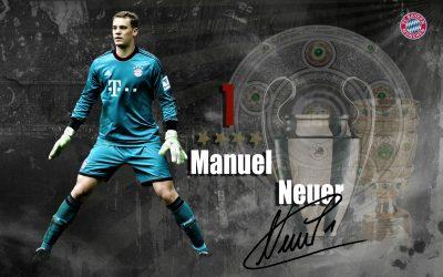 Manuel Neuer Background
