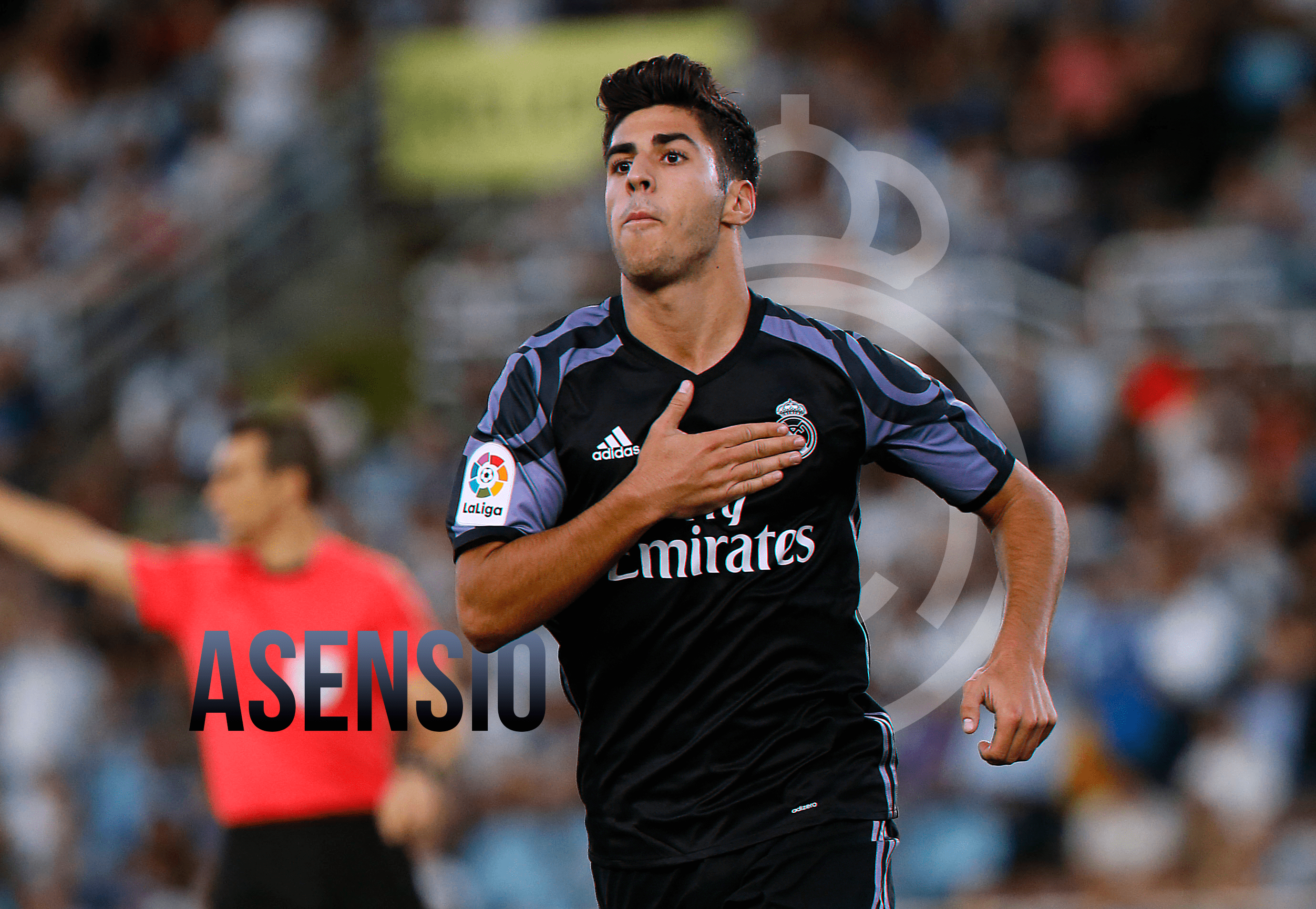 Marco Asensio widescreen wallpapers