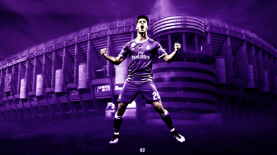 Marco Asensio Screensavers