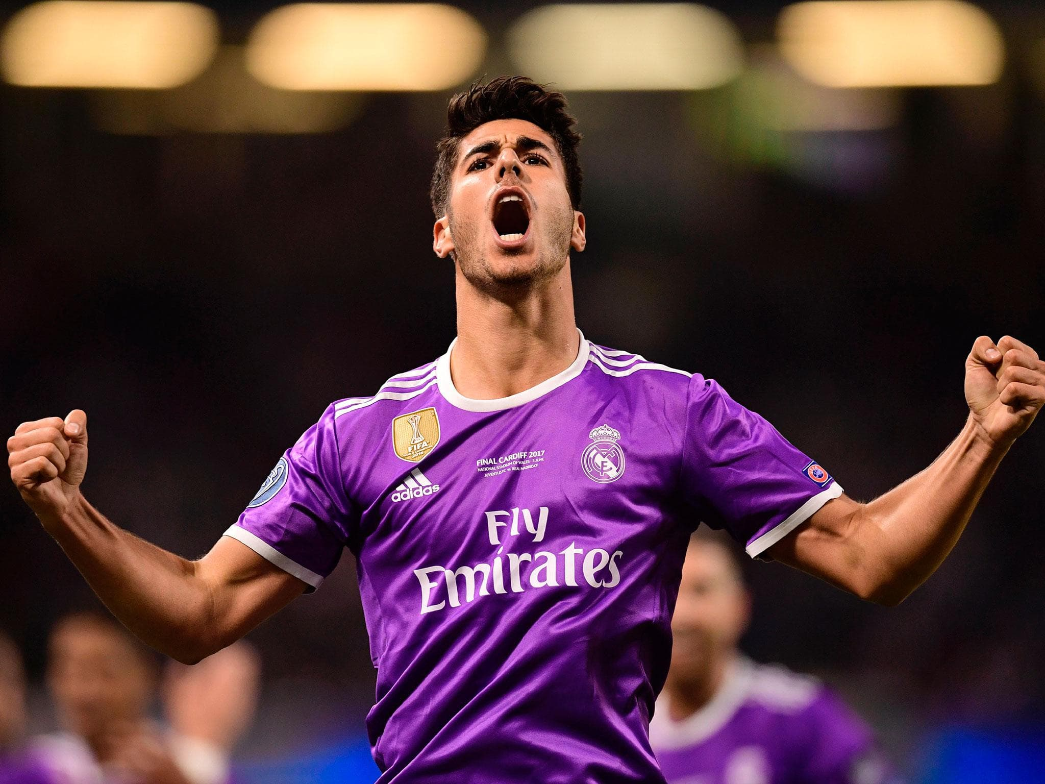 Marco Asensio Hd Wallpapers 7wallpapersnet