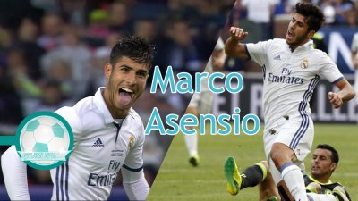 Marco Asensio Wallpaper