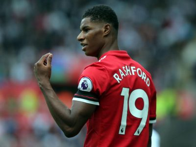 Marcus Rashford Widescreen