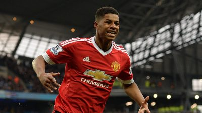 Marcus Rashford High