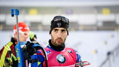 Martin Fourcade Widescreen