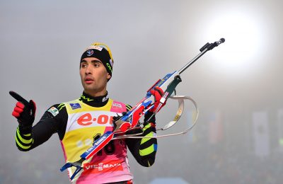Martin Fourcade Widescreen for desktop