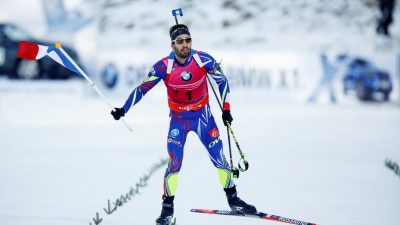 Martin Fourcade HD pictures