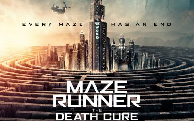 Maze Runner: The Death Cure widescreen wallpapers
