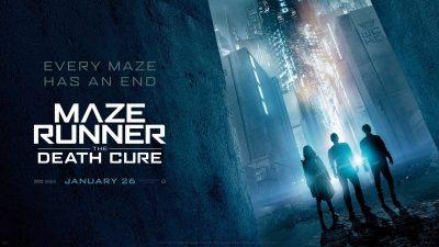 Maze Runner: The Death Cure Desktop wallpaper