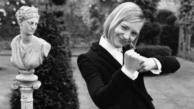 Mia Wasikowska Background