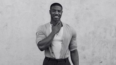 Michael B. Jordan Desktop wallpaper