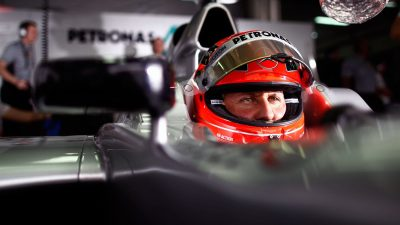 Michael Schumacher Pictures