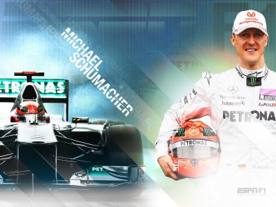 Michael Schumacher Screensavers