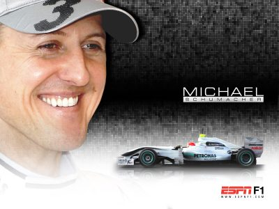Michael Schumacher Desktop wallpaper