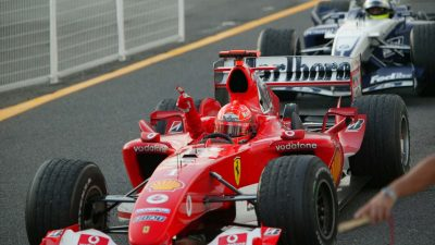 Michael Schumacher Widescreen