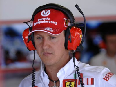 Michael Schumacher High