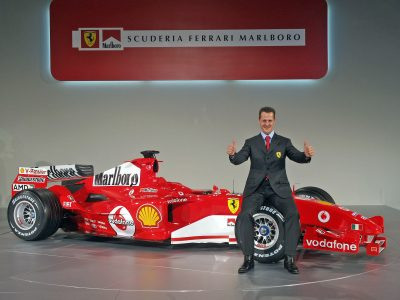 Michael Schumacher HD pics