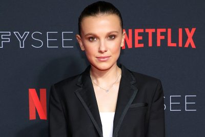 Millie Bobby Brown Widescreen for desktop