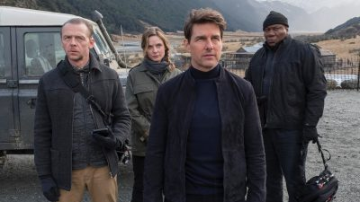 Mission: Impossible – Fallout Backgrounds