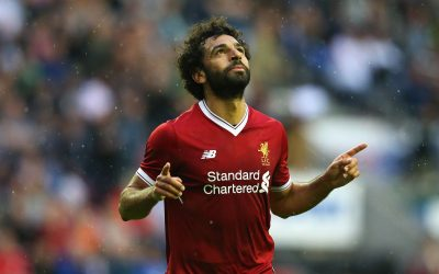 Mohamed Salah HD pictures