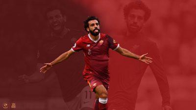 Mohamed Salah widescreen wallpapers