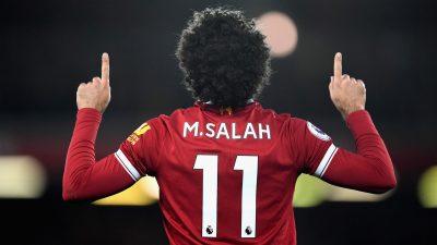 Mohamed Salah Background