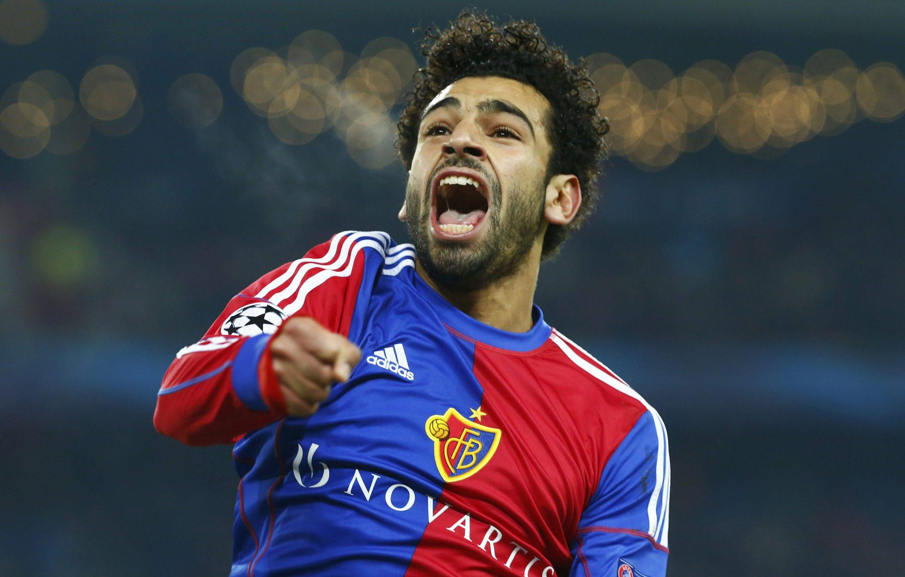 Mohamed Salah HD Wallpapers