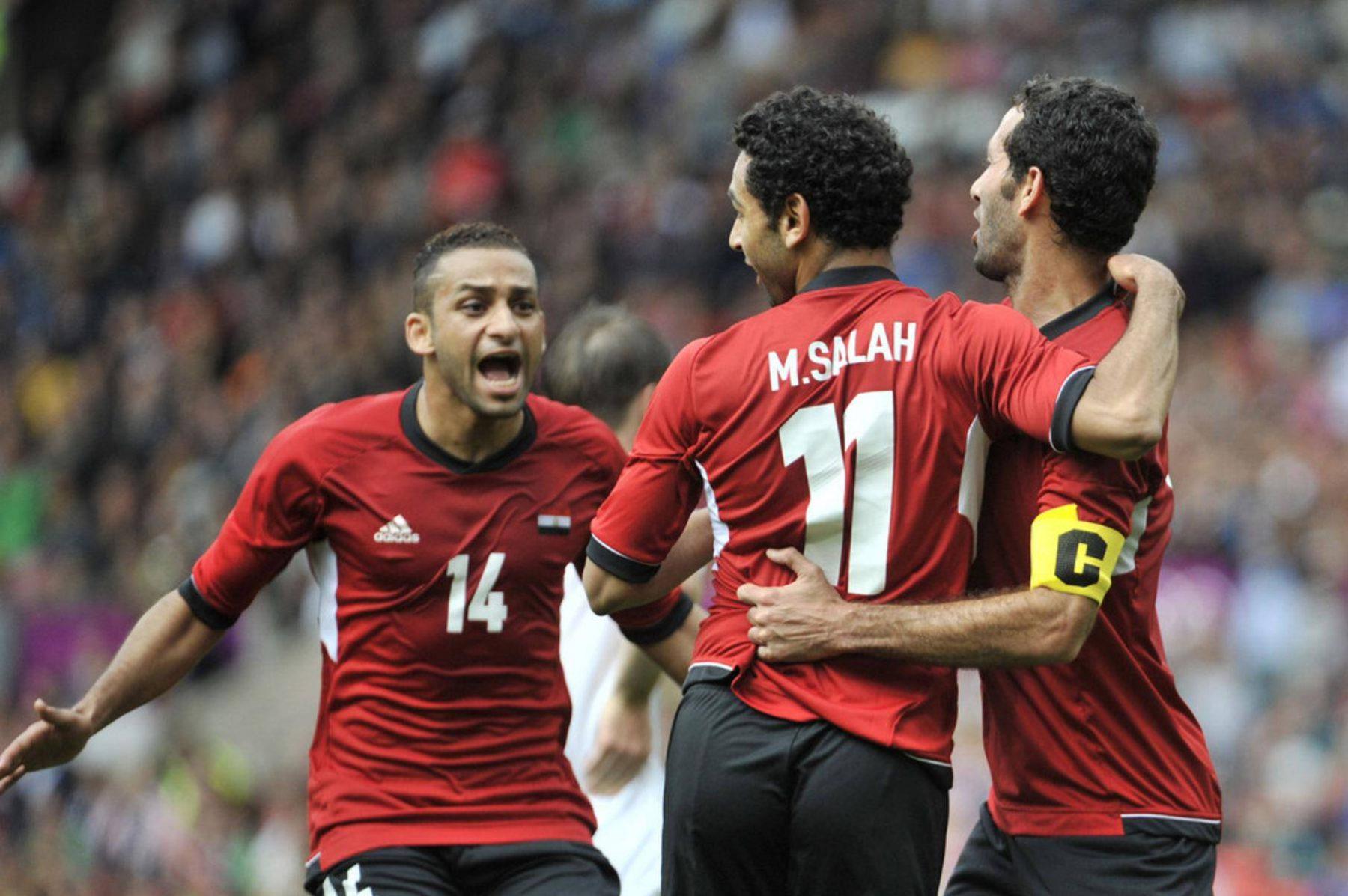 Mohamed Salah HD Wallpapers