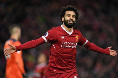 Mohamed Salah Backgrounds