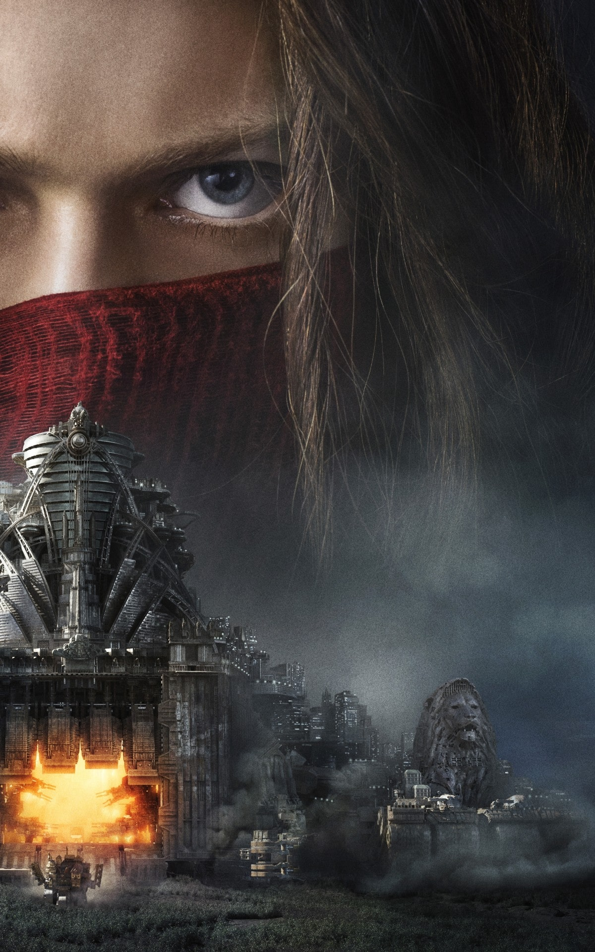 Mortal Engines Hd Wallpapers 7wallpapers Net