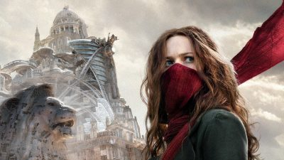 Mortal Engines Screensavers
