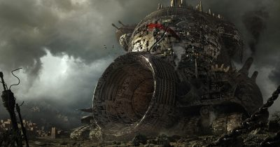 Mortal Engines Widescreen for desktop