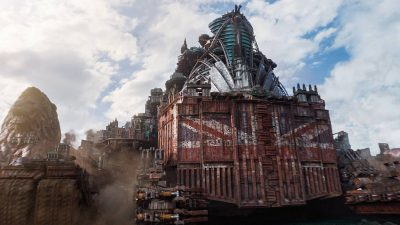 Mortal Engines HD pictures