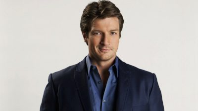 Nathan Fillion Pictures