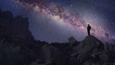 Neil deGrasse Tyson Presents: Space Odyssey Background