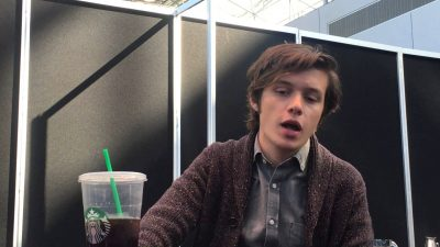 Nick Robinson widescreen wallpapers