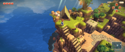 Oceanhorn 2: Knights of the Lost Realm Backgrounds