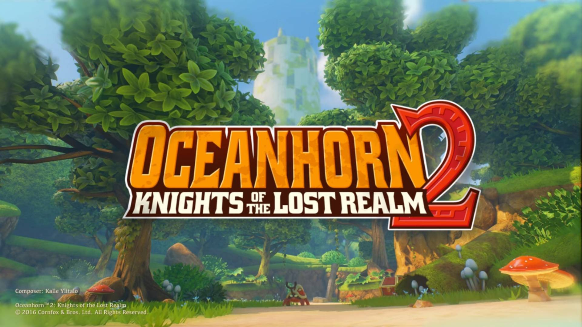 Oceanhorn 2: Knights of the Lost Realm widescreen wallpapers