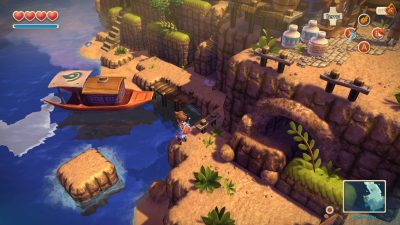 Oceanhorn 2: Knights of the Lost Realm Full hd wallpapers