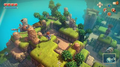 Oceanhorn 2: Knights of the Lost Realm For mobile