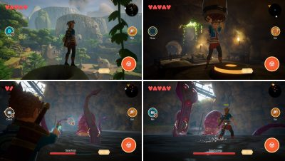 Oceanhorn 2: Knights of the Lost Realm Pictures