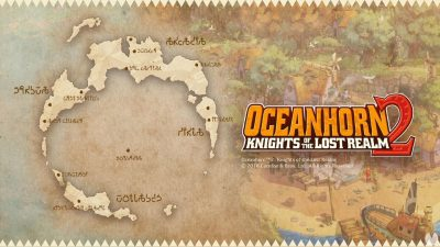 Oceanhorn 2: Knights of the Lost Realm HQ wallpapers