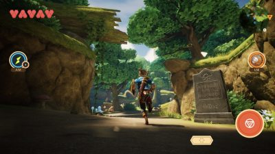 Oceanhorn 2: Knights of the Lost Realm Background