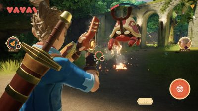 Oceanhorn 2: Knights of the Lost Realm HD pics
